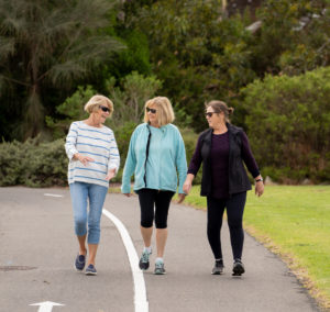 Sole Touch - Keep On Moving - Community Activities