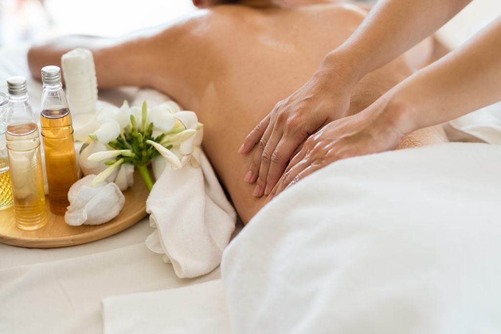 Sole Touch | Swedish Body Massage