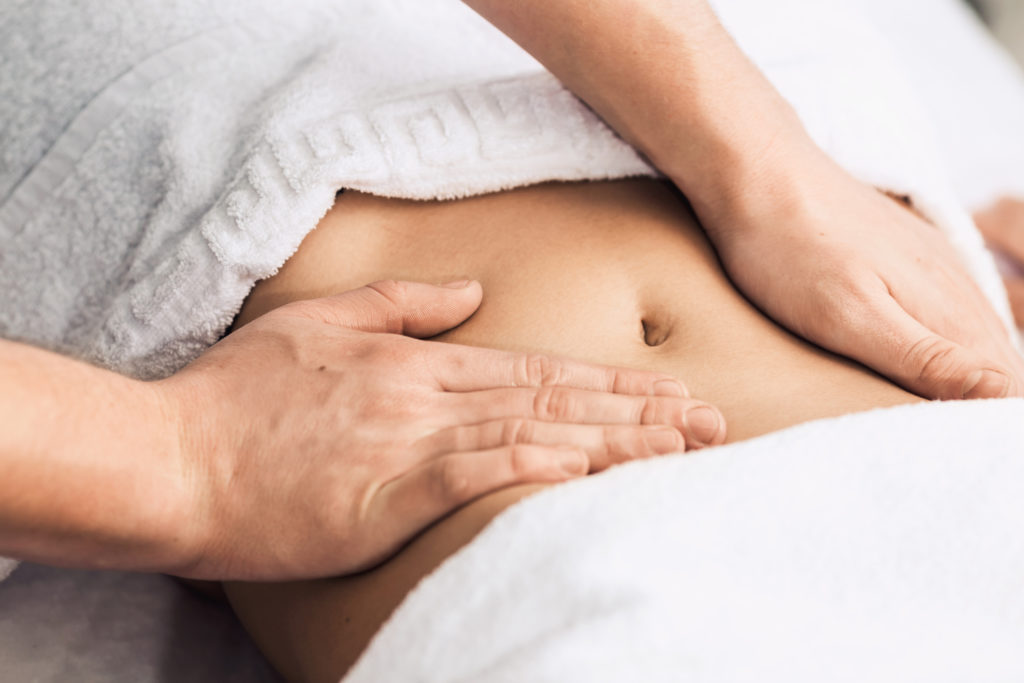 Sole Touch - Abdominal Massage